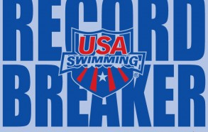 Midwestern Swimming Record Breaker 14-15 Back