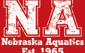 Nebraska Aquatics Fall Team 2014 Front 2