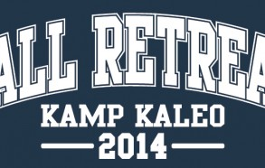 Kamp Kaleo Fall Retreat 2014 Front