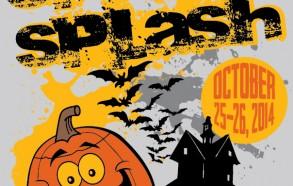Spooky Splash 2014 Front 1A