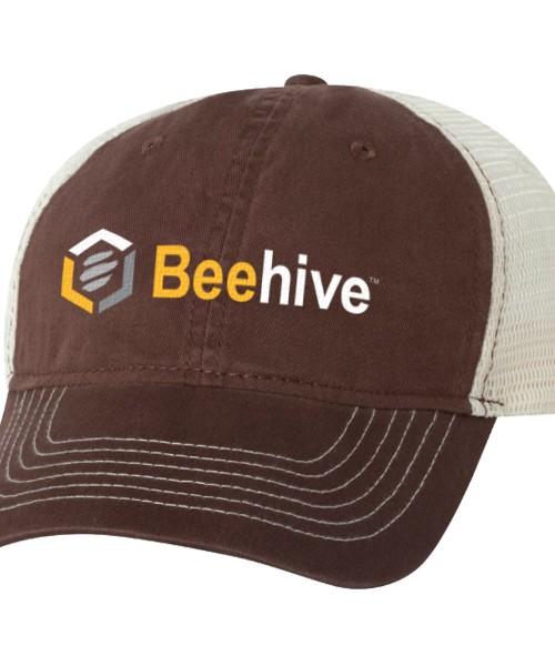 Beehive Soft Mesh Trucker Cap  5242f0ab46b